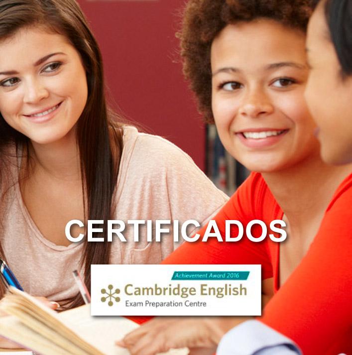Certificados en Córdoba