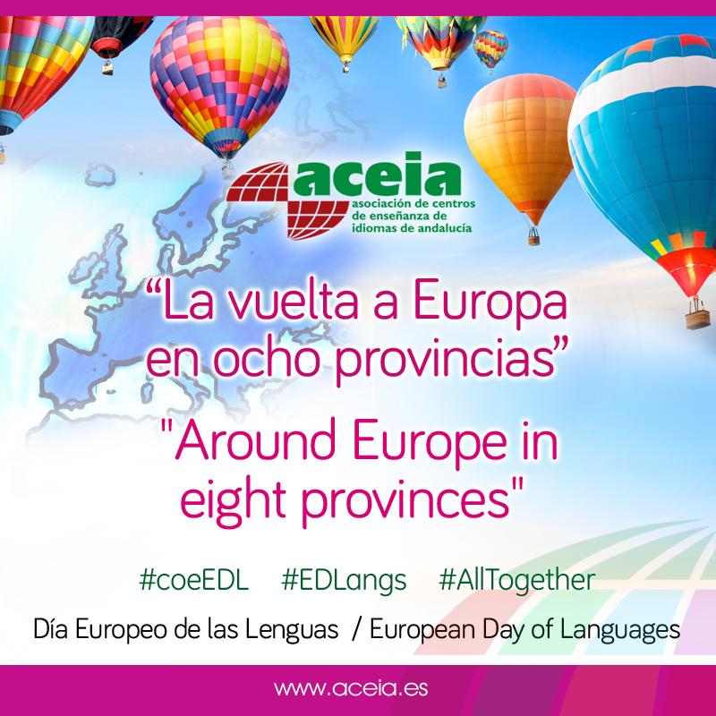 Aceia dia europeo lenguas 2018 móvil