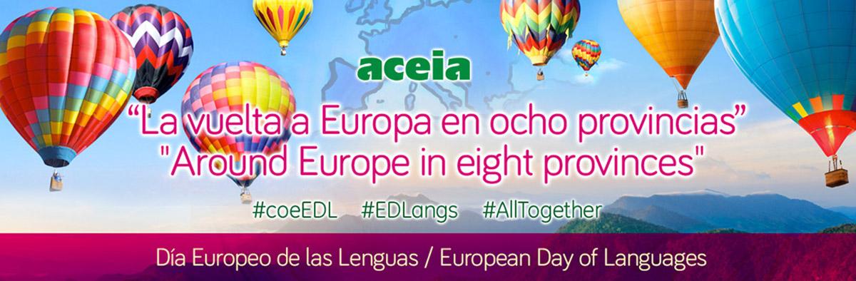 Aceia día europeo de las lenguas
