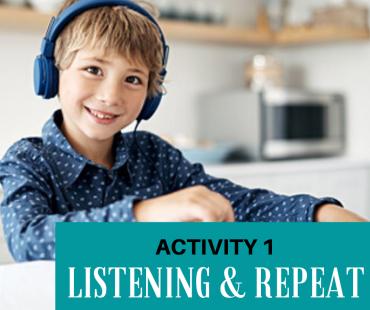 listening starter